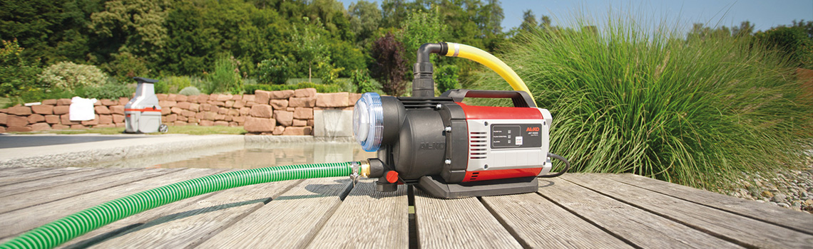 Zahradní čerpadla | Výhody zahradních čerpadel