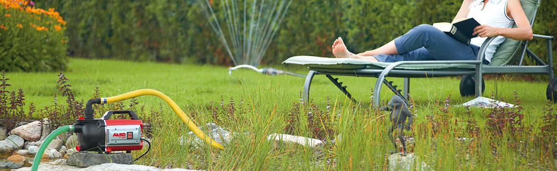 Zahradní čerpadla | Produktové řady