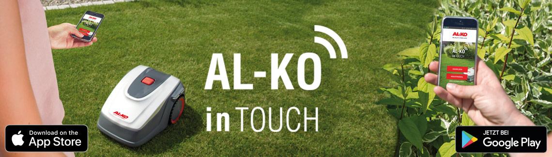 Aplikace AL-KO inTouch