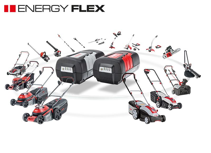 AKU Energy Flex | Přehled zahradního nářadí