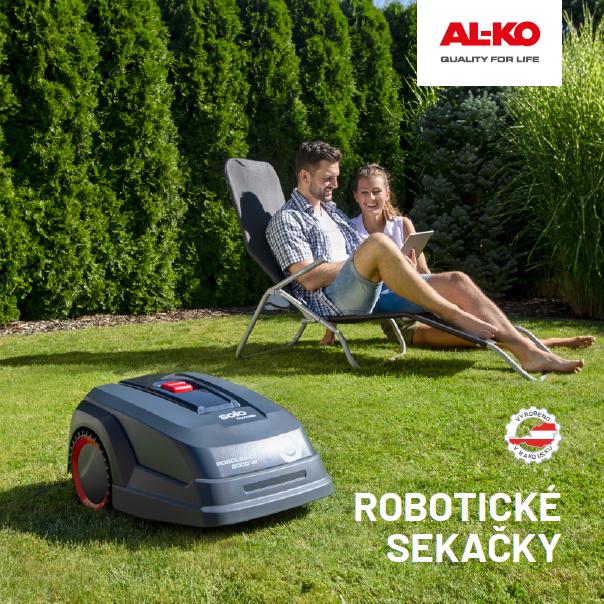 Brožura | Robotické sekačky Robolinho®