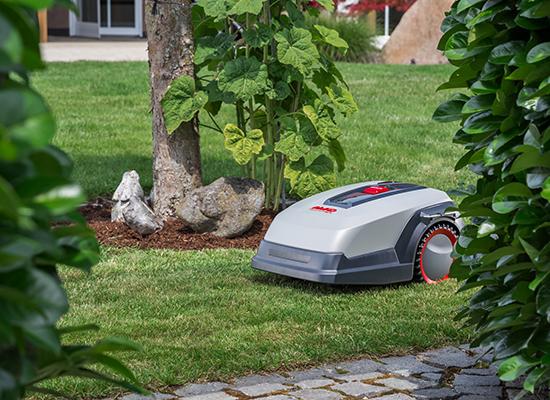 Robotické sekačky | Sofistikovaná technologie