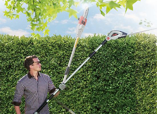 Zahradní multitool | Mnoho možností a flexibilní použití