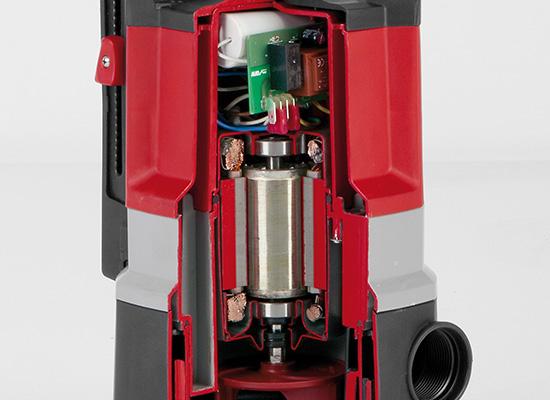 Ponorná čerpadla | Motor a funkce