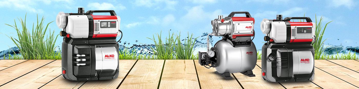 Domácí vodárny a automaty